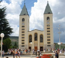 Medjugorje St.James Church