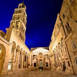 Peristyle-and-st-domnius-cathedral-old-town-split