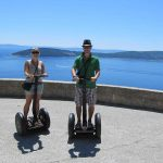 Segway Split – Ciovo in the back