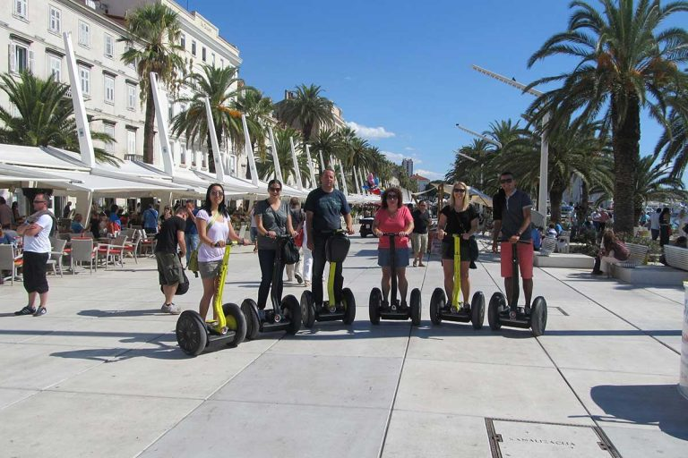 Segway Tour from Promenade Split