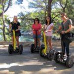 Segway tour on Marjan hill in Split