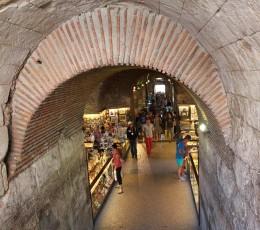 Split Basements - Diocletian Palace