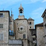 Splits city Clock Tower-Split Walking Tour