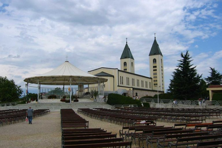 St.Jacob Church Medjugorje