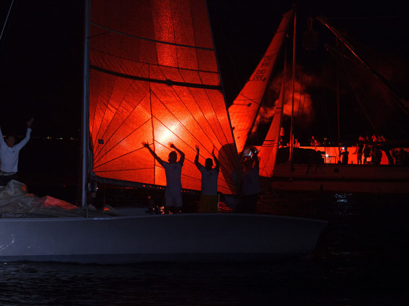 Team Celebrating - Pequena Regata Nocturna