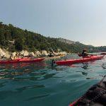 Kayaking tour Split