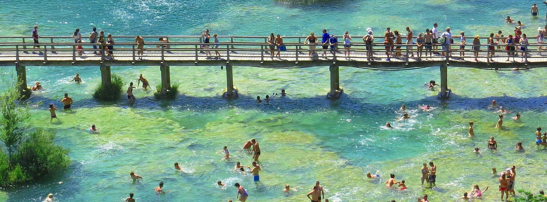 Split to Krka National Park, travel options