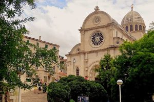 St Jacob Cathedral in Sibenik