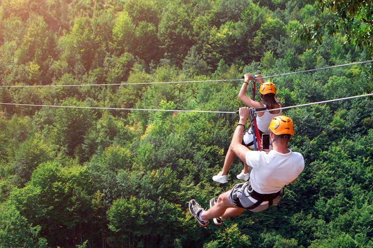 zip-line-over-the-canyon