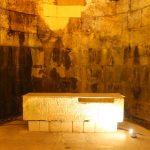 Inside Diocletian's basements