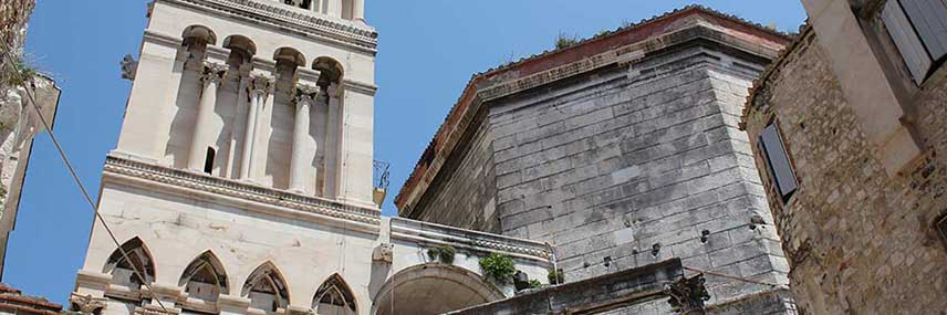 Mausoleum and St Domnius Cathedral, Split