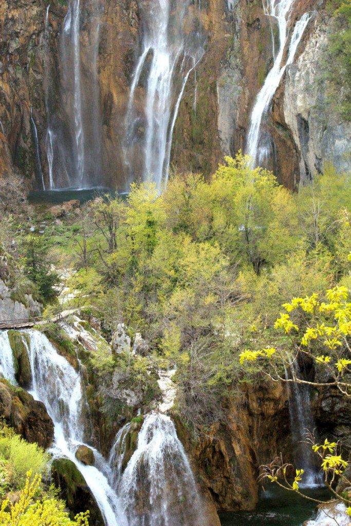 veliki slap, largest Croatian waterfall