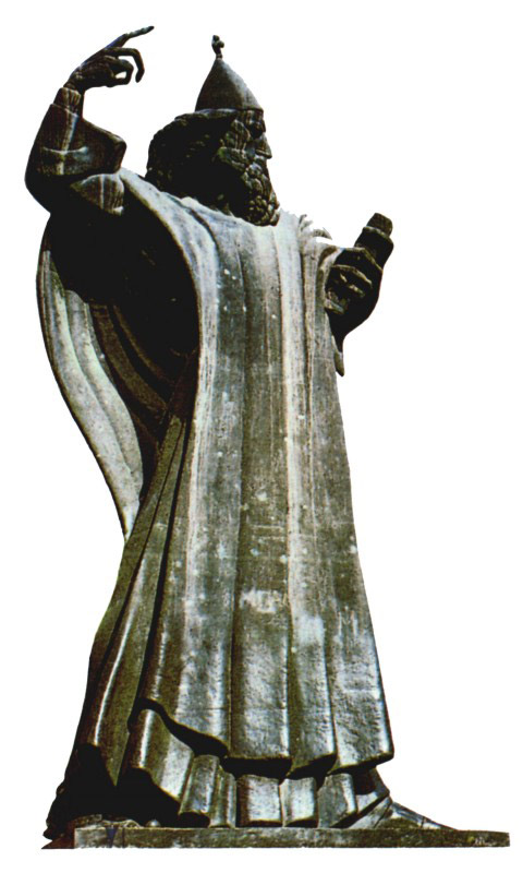 Gregory Nin statue, Split