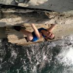 Climbingthecliffforthejump