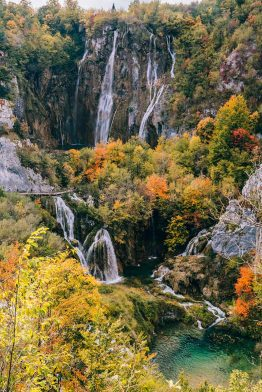 GreatWaterfall-PlitviceLakes