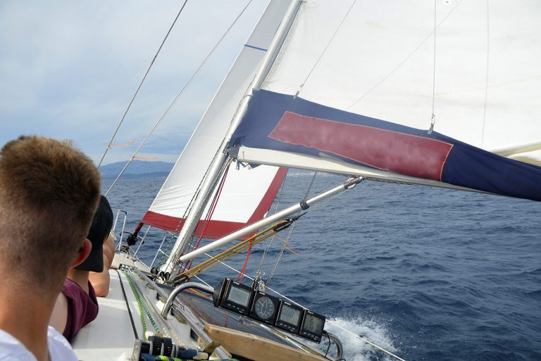 sailingthroughSplitgates