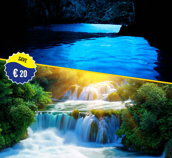 BLUE-CAVE-TOUR-AND-KRKA-WATERFALLS-TOUR