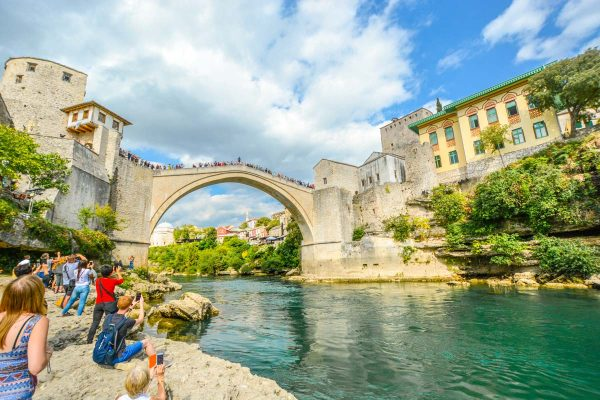 Mostar attraction
