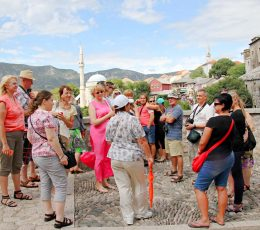 tour in Mostar